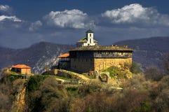 Monastère de Glogenski Photos libres de droits