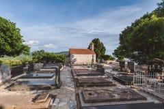 Monastère de Gradiste dans Monténégro image stock