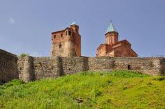 Monastère de Gremi, Kakheti, la Géorgie photo stock