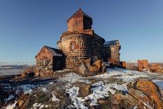 Monastère de Hayravank Images stock