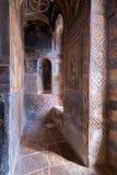 Monastère de Hosios Loukas, Grèce Photo stock