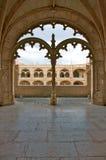 Monastère de Jeronimo Images stock