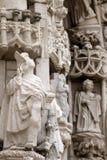 Monastère de Jeronimos Image libre de droits