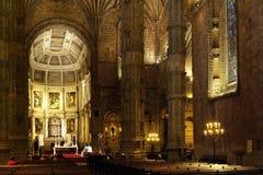 Monastère de Jeronimos photos libres de droits
