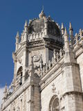 (Monastère de Jeronimos, Lisbonne Image stock