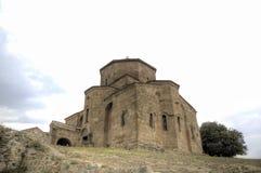 Monastère de Jvari georgia images libres de droits