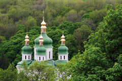 Monastère de Kiev photo stock