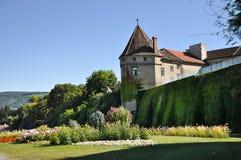Monastère de Klosterneuburg l'autriche Images libres de droits