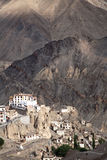 Monastère de Lamayuru, Leh-Ladakh, Jammu-et-Cachemire, Inde Photographie stock libre de droits