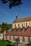 Monastère de Maulbronn Image libre de droits