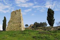 monastère de mesopotami Photographie stock libre de droits