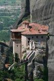 Monastère de Meteora Images stock