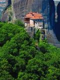Monastère de Meteora Photos stock
