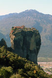 monastère de meteora de la Grèce Images stock