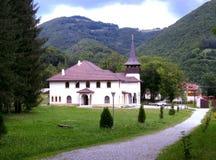 Monastère de montagne Photo stock