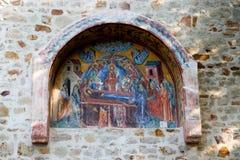 Monastère de Neamt Image stock