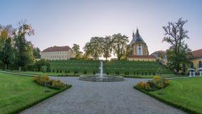 Monastère de Neuzelle, Allemagne images stock