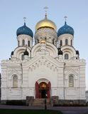 Monastère de Nikolo Ugreshsky Cathédrale de Transfiguration L'Orth Photographie stock