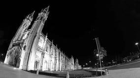 Monastère de nimos de ³ de Jerà - Lisbonne Image stock