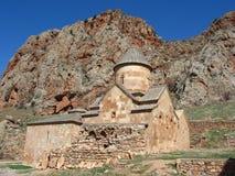 Monastère de Noravank, Arménie Image libre de droits