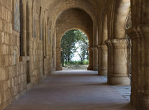 Monastère de notre Madame Photos stock