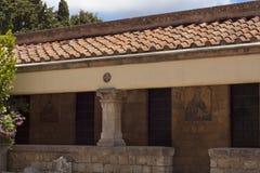 Monastère de notre Madame Image stock