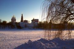 Monastère de Novodevichy. Photo libre de droits