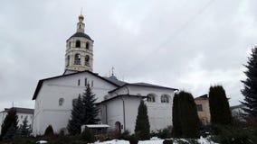 Monastère de Pafnutiev Borovsky Image libre de droits