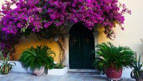 Monastère de Paleokastritsa - île de Corfou Images libres de droits