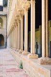 Monastère de Pedralbes à Barcelone Images stock