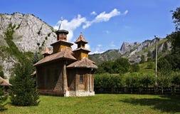 Monastère de Posaga Photo stock