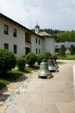 Monastère de Putna Images libres de droits