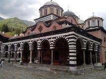 Monastère de Rila Photos libres de droits