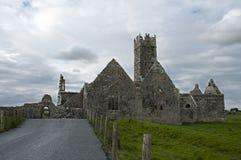 Monastère de Ross Errilly images stock