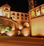 Monastère de rue Gonçalo d'Amarante Images libres de droits