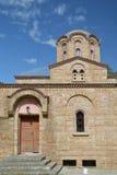 Monastère de saint Dionysos Photographie stock libre de droits