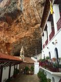 Monastère de Saint-Nicolas de Sintza photos stock