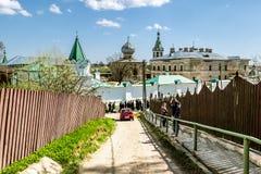 Monastère de Saint-Nicolas des hommes dans Staraya Ladoga Russie Photographie stock libre de droits