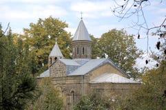 Monastère de Sameba-Jikheti, la Géorgie photo stock