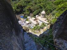Monastère de San Fruttuoso Photo libre de droits