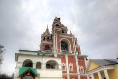 Monastère de Savvino-Storozhevsky Zvenigorod, Russie photos libres de droits