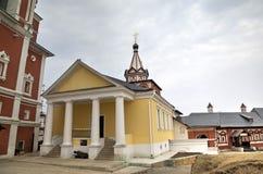 Monastère de Savvino-Storozhevsky Zvenigorod, Russie images stock