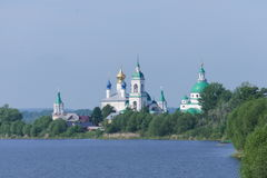 Monastère de Spaso-Yakovlevsky Dmitriev photographie stock