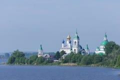 Monastère de Spaso-Yakovlevsky Dmitriev photo libre de droits