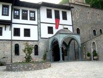 Monastère de St John le baptiste, Macédoine photos stock