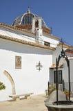 Monastère de St Michael, Lliria, Espagne Images stock
