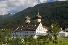 Monastère de Stams Photo libre de droits