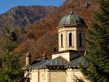 Monastère de Stanisoara Images stock