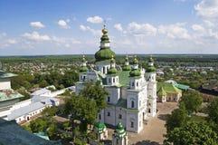 Monastère de supposition d'Eletskiy Image libre de droits