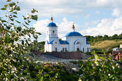 Monastère de Svyato-Bogorodicky (Vinnovka) Photos libres de droits